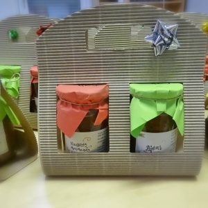 darilni paket - 2 kozarčka
