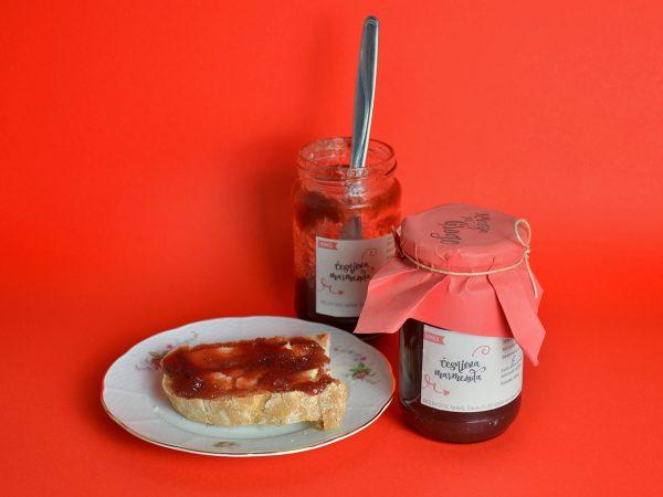 Češnjeva marmelada
