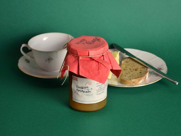 hruškova marmelada z ringlojem