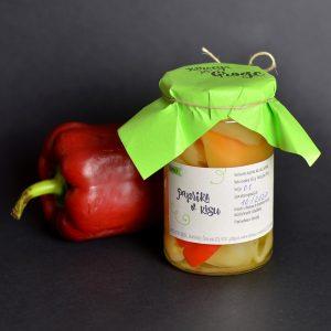 Paprika v kisu