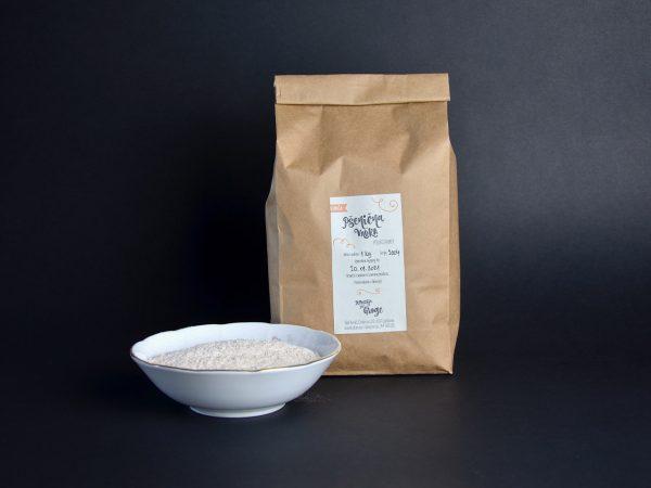 pšenična polnozrnata moka