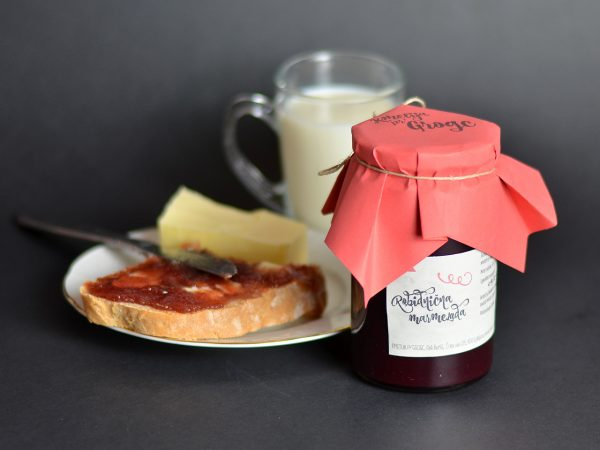 Robidnična marmelada